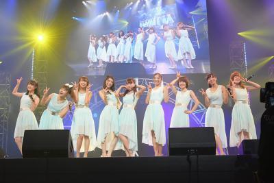 『再開発プロジェクト公演 ~I am LinQ~軌跡~』中野サンプラザ