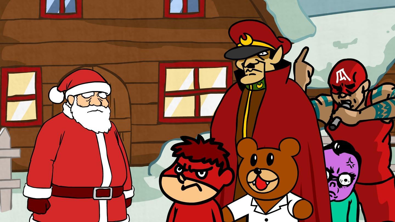 画像は第一回クリスマススペシャルより (C)DLE