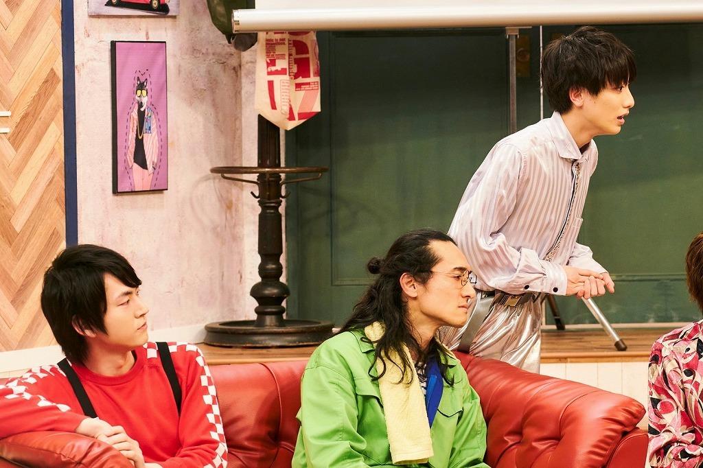 『テレビ演劇 サクセス荘3』最終回より