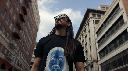 スティーヴ・アオキがミーゴズらとコラボした新曲「Night Call」を発表