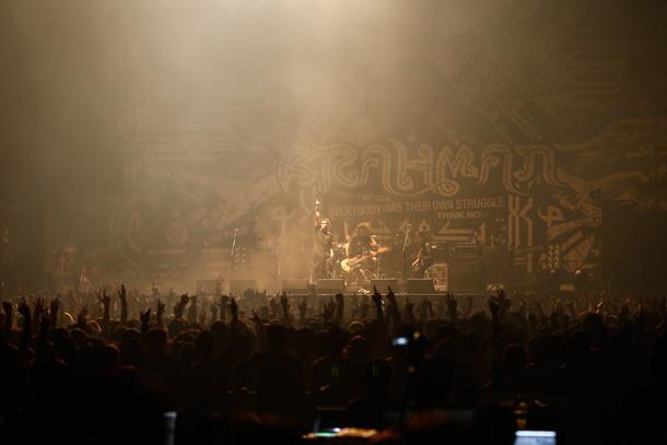 BRAHMAN(Photo by Tsukasa Miyoshi[Showcase])