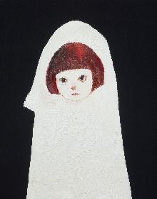 画家・田中千智の個展が、渋谷のBunkamura Box Galleryで開催 漆黒の闇が与える様々な物語