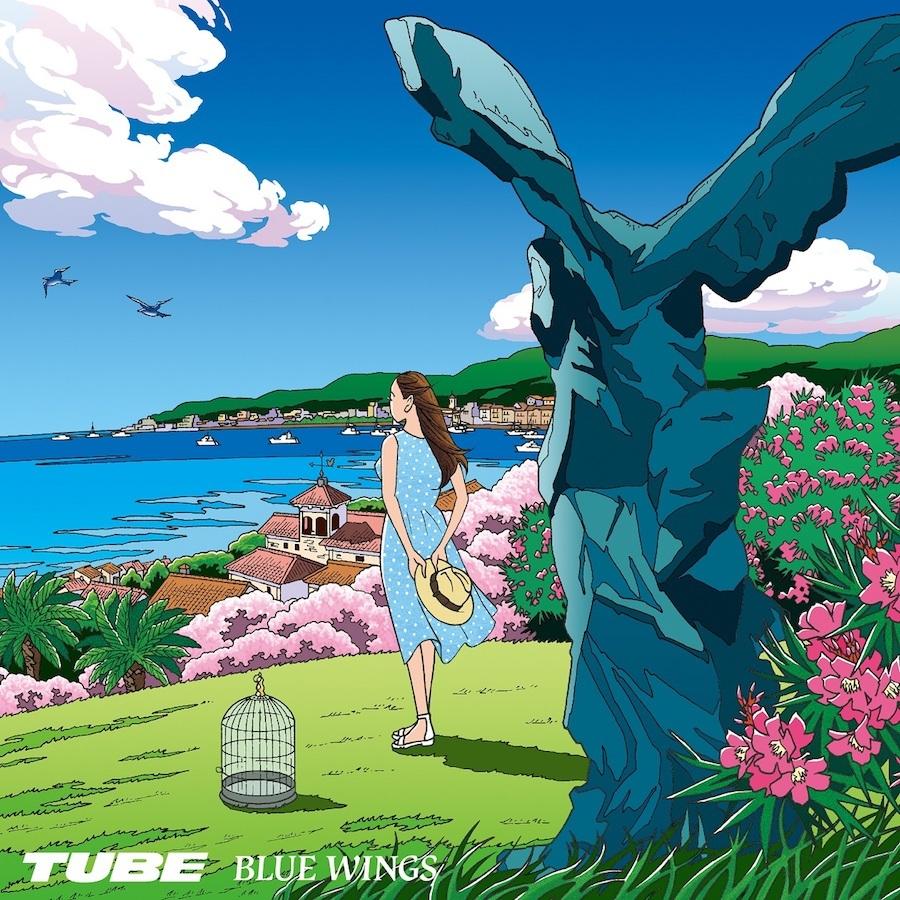 TUBE「BLUE WINGS」