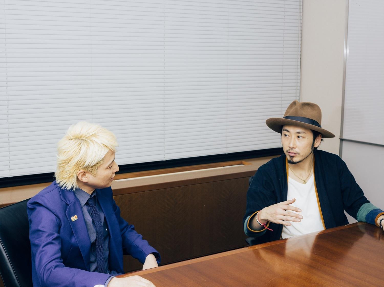 NAOTO / ACIDMAN・大木伸夫 撮影=西槇太一