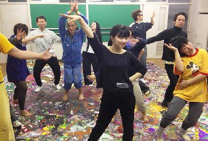 風煉ダンスが伝説の野外劇『スカラベ』を22年ぶりに再演