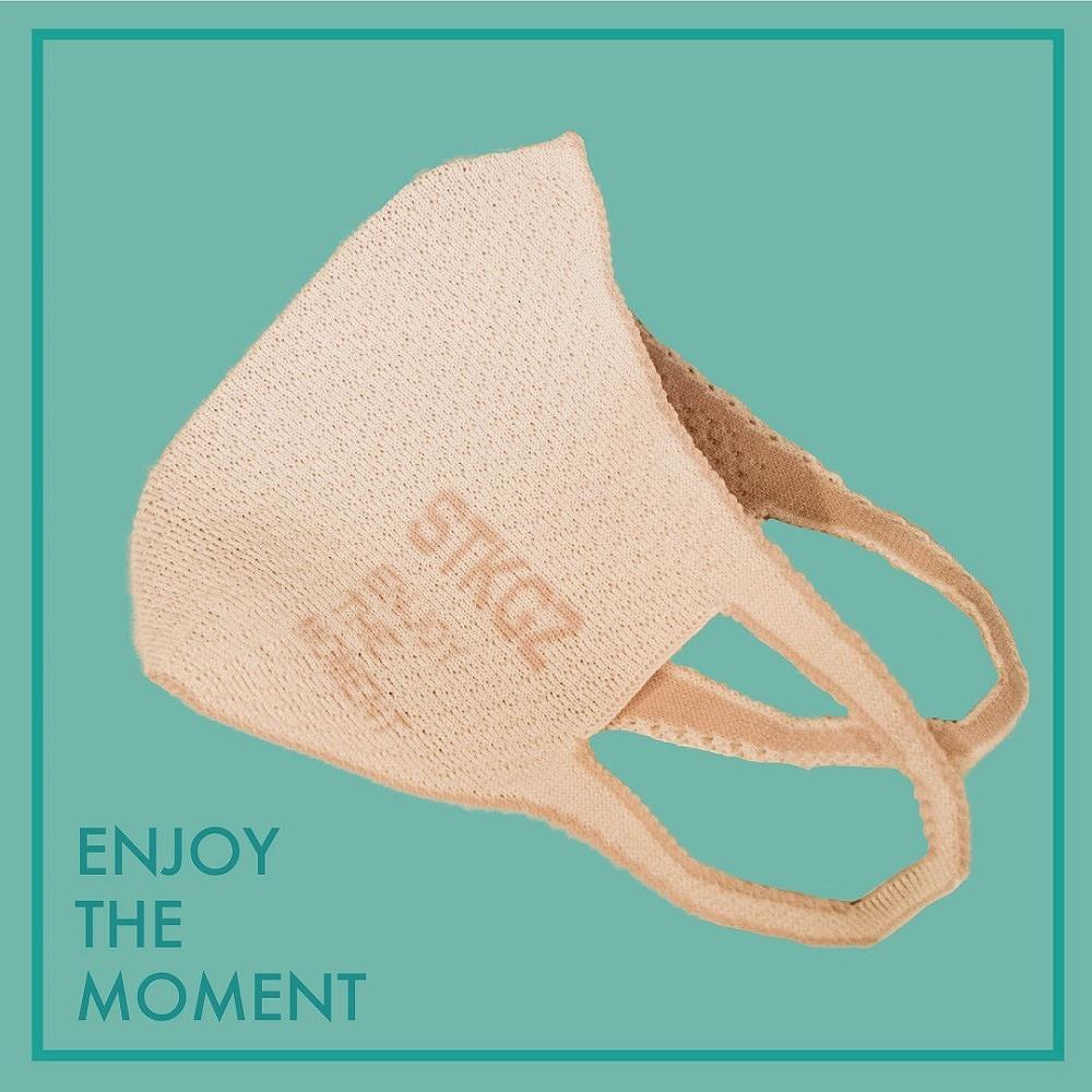 シットキングズオリジナルチャリティグッズ「Enjoy The Moment Mask」