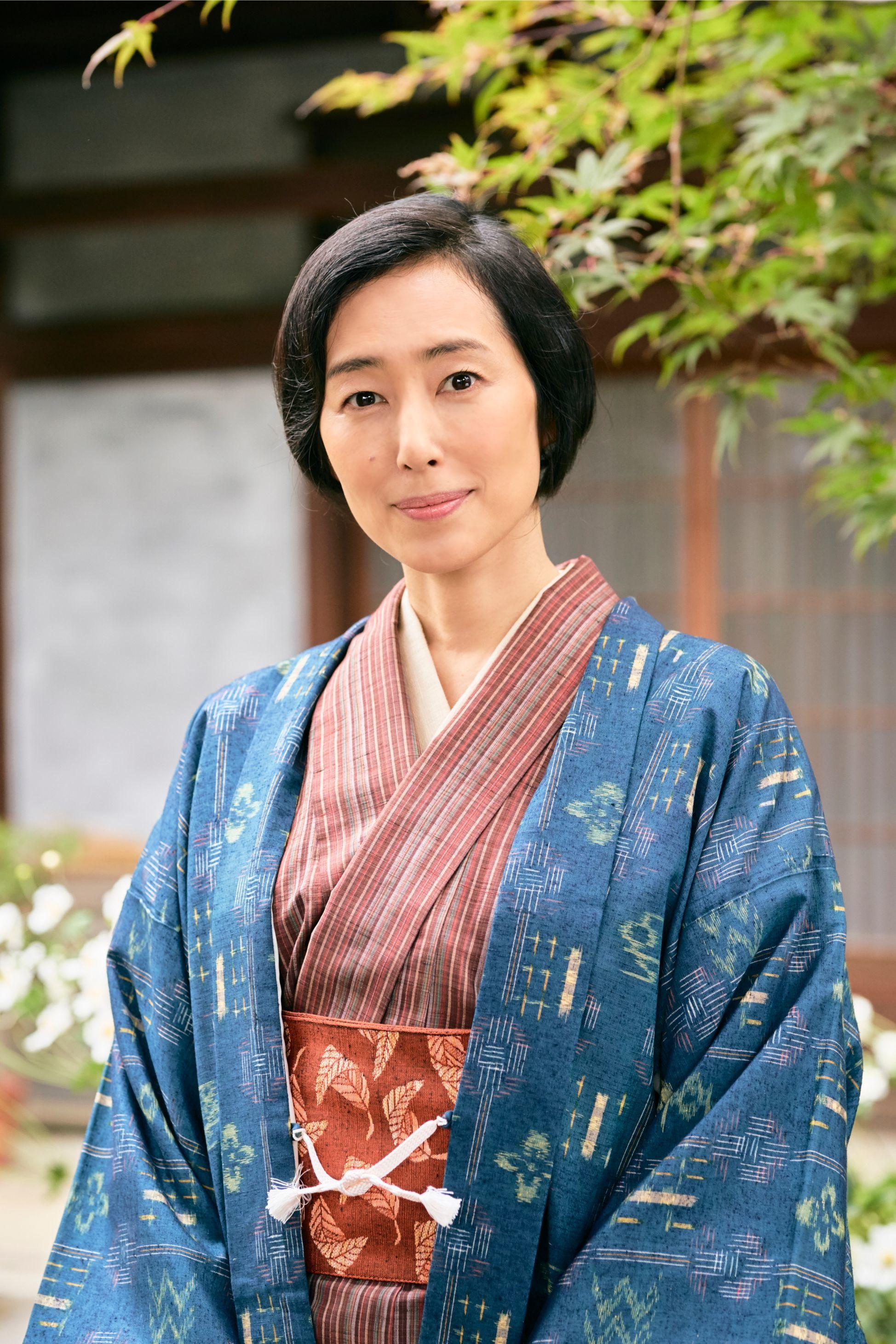 木村多江 (C)2019『グッドバイ』フィルムパートナーズ