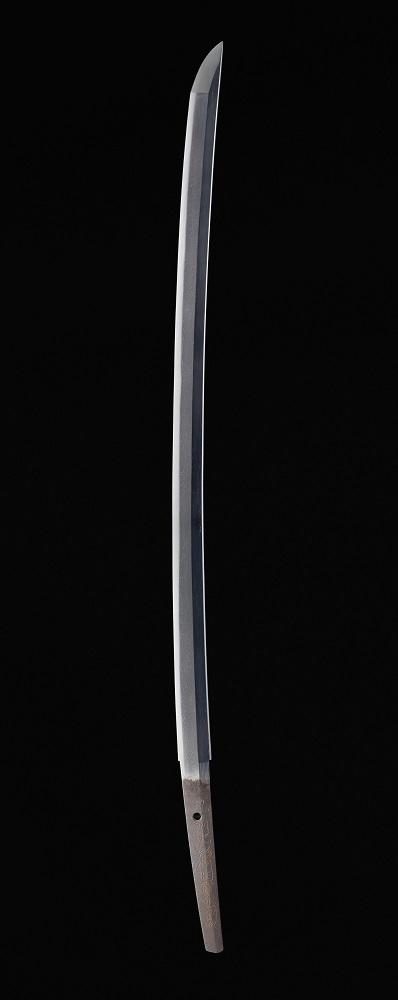 刀 銘九州肥後同田貫上野介(王貞治佩用)九州国立博物館(九州国立博物館提供・落合晴彦氏撮影)