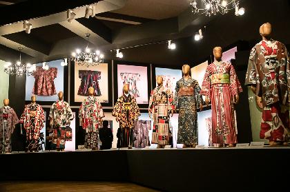 国宝の装束、戦国武将の陣羽織、YOSHIKIMONOまで一挙公開 特別展『きもの KIMONO』内覧会レポート