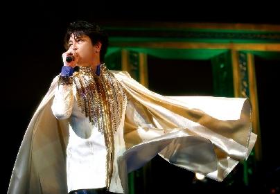 及川光博 動き、歌い、踊るファンキーなステージでワンマンショーツアー『FUNK A LA MODE』に幕