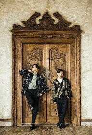 """w-inds.、20周年記念日にw-inds. Online Show『20XX""""THE MUSEUM""""』開催が決定"""