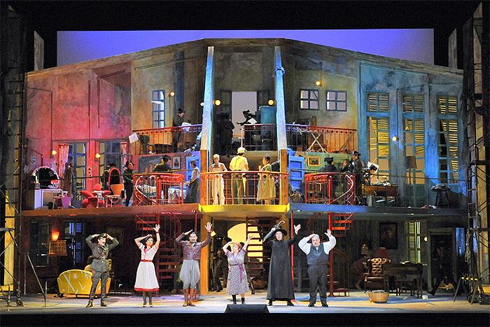 新国立劇場オペラ『セビリアの理髪師』
