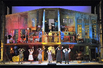 切り離せない兄弟オペラ『セビリアの理髪師』と『フィガロの結婚』は新国立劇場で味わうべし