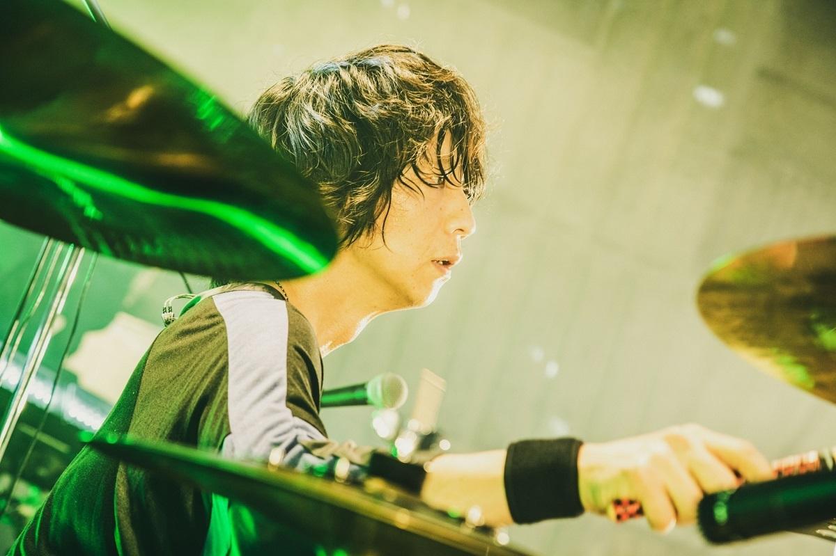 Nothing's Carved In Stone 撮影=TAKAHIRO TAKINAMI