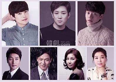 [韓国PLAY]チョン・ソンウら新キャストを迎え『エレファント・ソング』再演