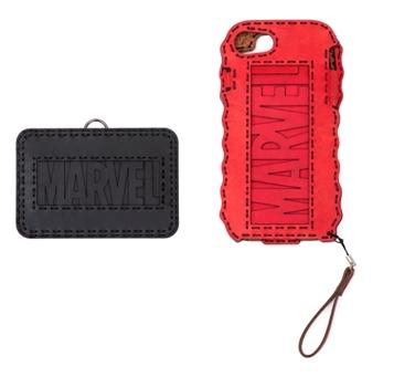 ESTNATION 「iPhone7ケース」(右) 19,980円(税込) 「カードケース」(左) 13,500円(税込)