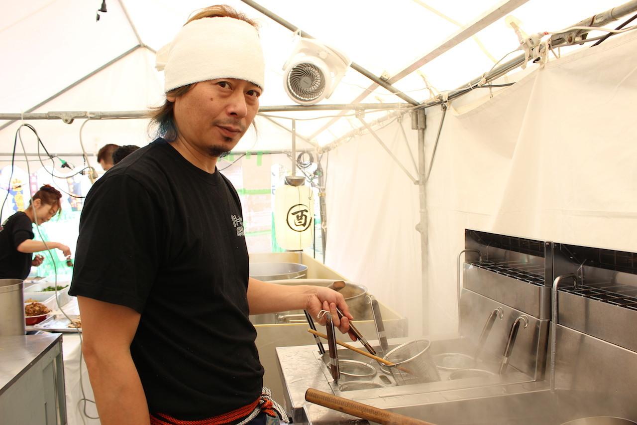 『麺屋 信成』 海野信一さん
