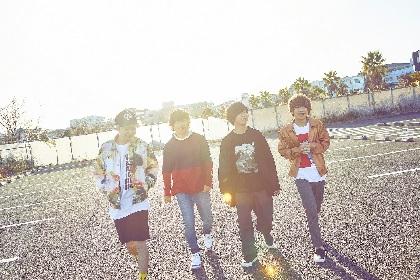 KEYTALK、来年3月に5thアルバム『Rainbow』リリース決定