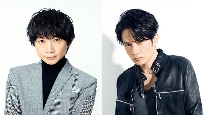 (左から)内海光司、佐藤アツヒロ