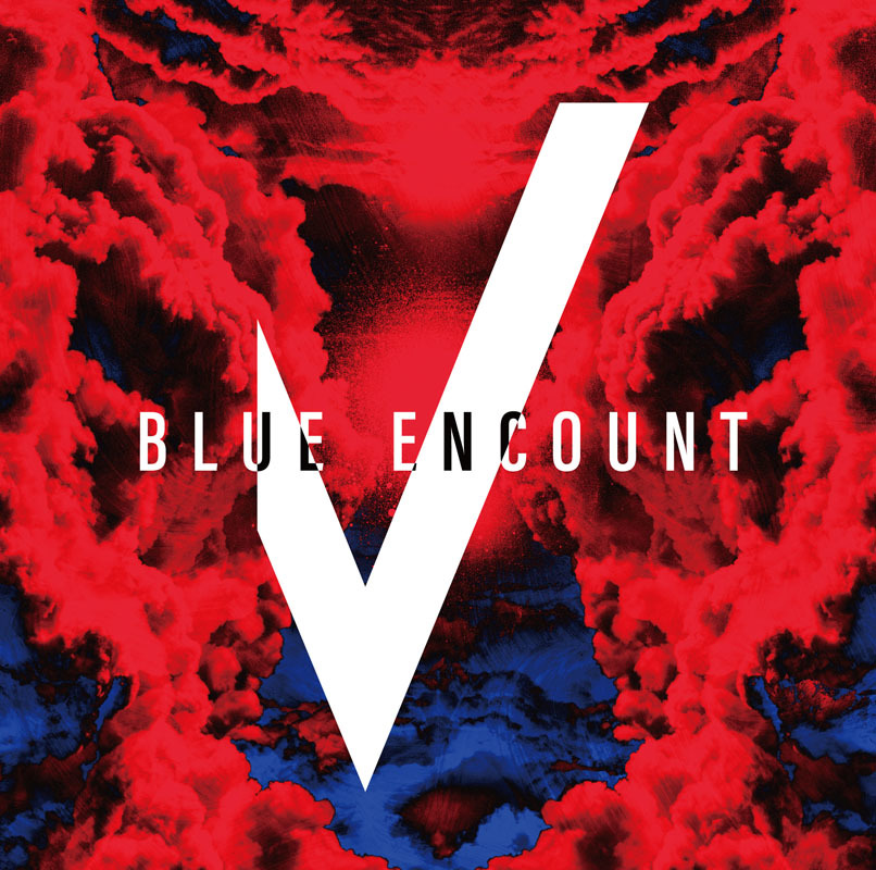 BLUE ENCOUNT New Single『VS』初回盤