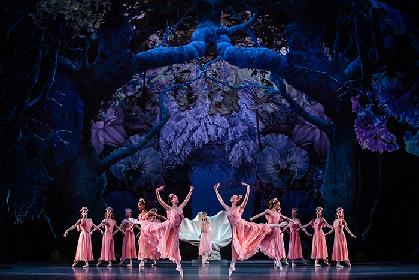 バランシン×パリ・オペラ座の華麗なる世界を~パリ・オペラ座バレエ・シネマ 2020『夏の夜の夢』