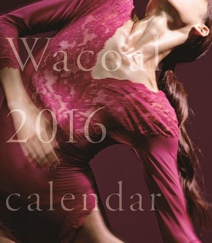 「Wacoal 2016 Calendar」