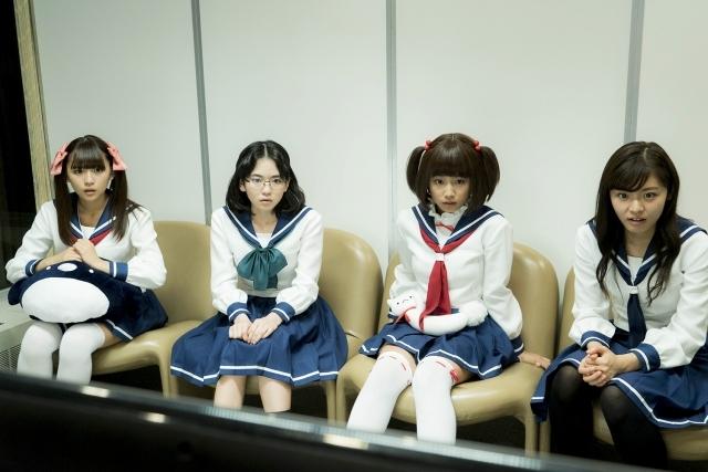 映画『咲-Saki-』 (C)小林 立/SQUARE ENIX・「咲」プロジェクト (C)Ritz Kobayashi/SQUARE ENIX