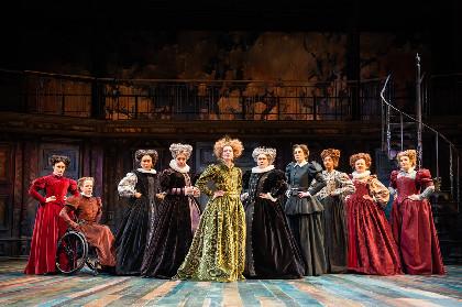 15年ぶり、英国ロイヤル・シェイクスピア・カンパニー来⽇公演が決定 男女逆転の『じゃじゃ⾺ならし』
