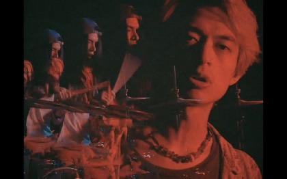w.o.d. ミステリアスな楽園感漂うシングル「楽園」のMVをYouTubeプレミア公開