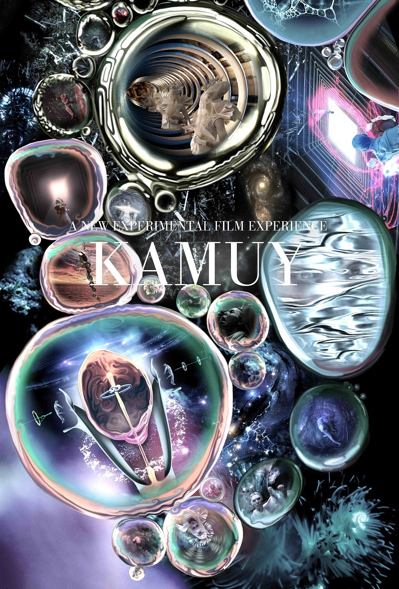 体感型アートフィルム『KAMUY(カムイ)』