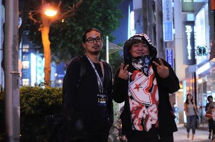 大阪最強ハロウィンイベント「ドギマズン2015」主催のUZMK&BASS ON TOP尾上に緊急インタビュー