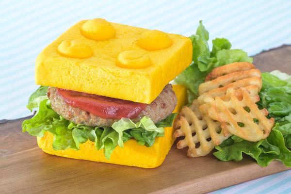 レゴ®バーガープレート(※東京のみ)