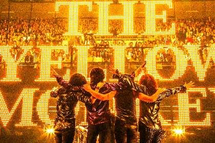 THE YELLOW MONKEY、12月28日の福岡公演へ向けて毎日スペシャルコンテンツを更新