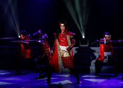 OSKの人気作品が東京公演!『紅に燃ゆる~真田幸村 紅蓮の奏乱~』