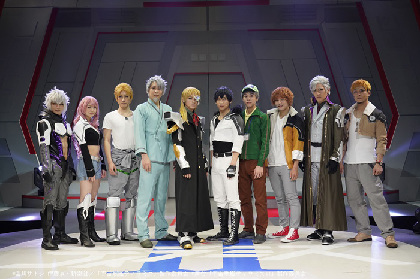 校條拳太朗主演舞台『宇宙戦艦ティラミスⅡ』東京公演が開幕 ゲネプロ写真が到着