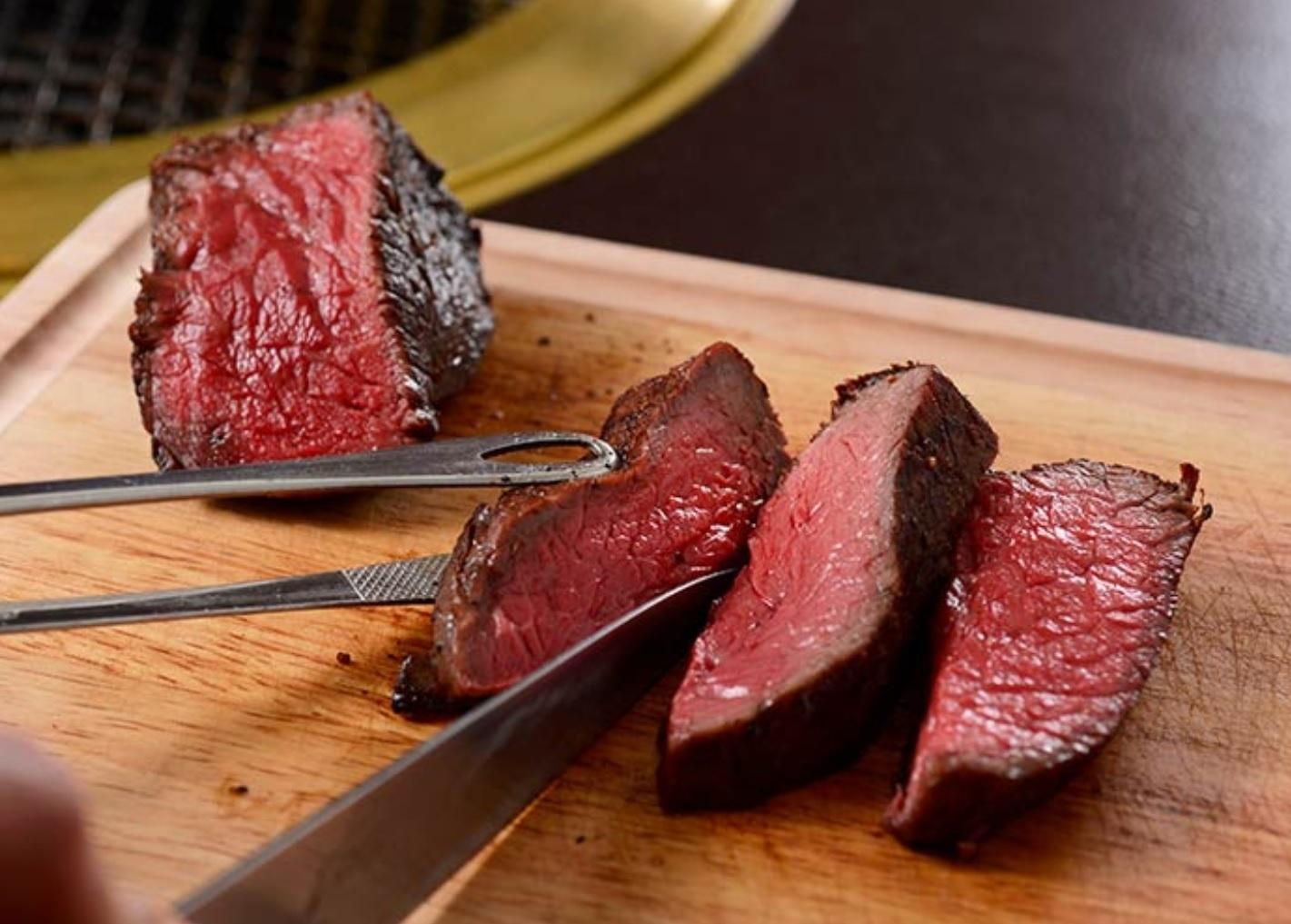 門崎熟成肉 格之進「門崎熟成肉 塊焼」