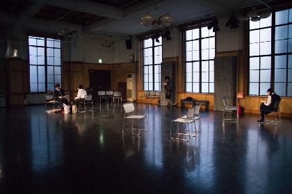 点々の階、囲碁に着想を得た『点転』上演。初の首都圏公演も