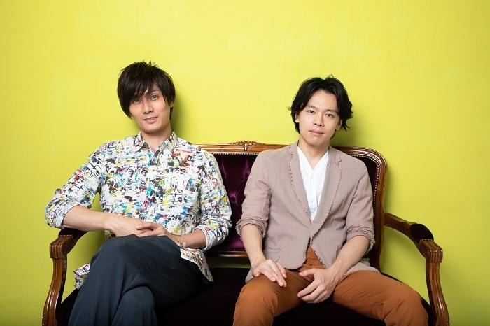 左から 加藤和樹、中川晃教