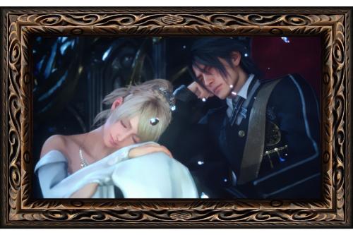 FFⅩ 幻の結婚式