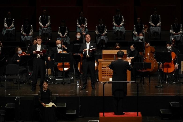 本山秀毅×びわ湖ホール声楽アンサンブル「マタイ受難曲」(2020.11.14)