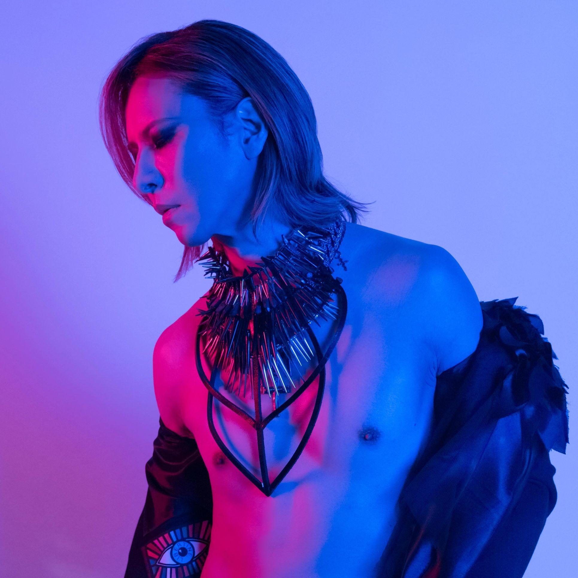 YOSHIKI写真集『XY』