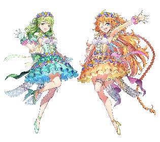 森中花咲・御伽原江良のユニットpetit fleurs 延期となっていたライブの日程&会場が決定&MVも本日公開