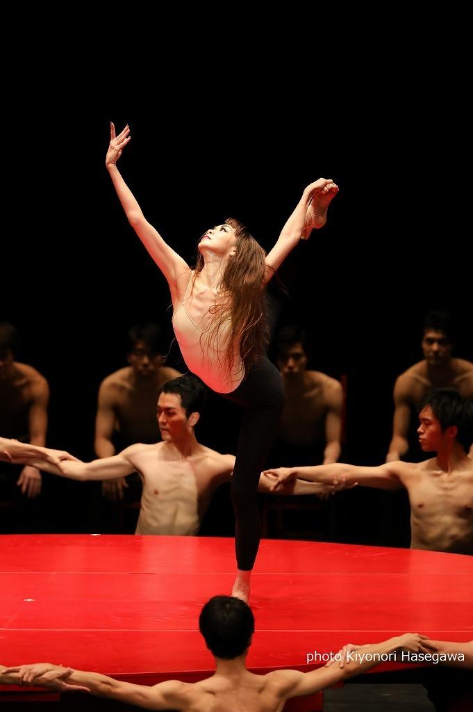 『ボレロ』を踊る上野水香