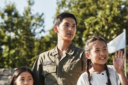 ZE:Aイム・シワンの絶望、葛藤、笑顔する姿に注目 映画『戦場のメロディ』予告