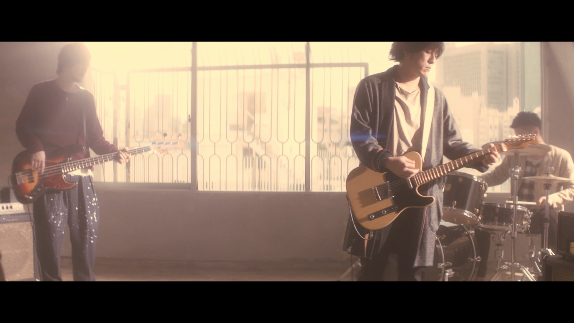 back number「オールドファッション」MVより