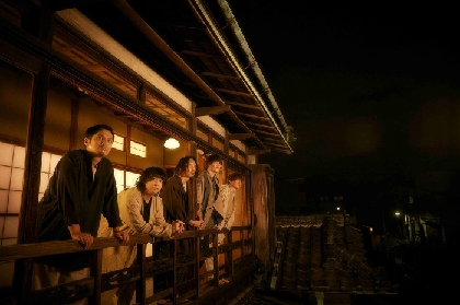 GOOD ON THE REEL、オリジナルフルアルバム『花歌標本』発売 約1年半ぶりの全国ツアースタート