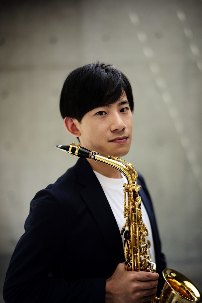 司会:上野耕平(Sax)