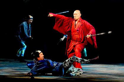 市川海老蔵、寺島しのぶの六本木歌舞伎『座頭市』遂に開幕! ゲネプロレポート