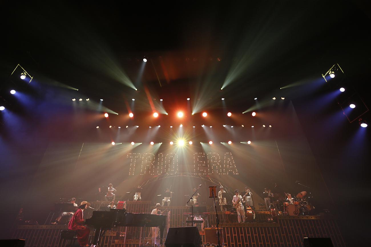 大橋トリオ photo by Tsukasa Miyoshi (Showcase)