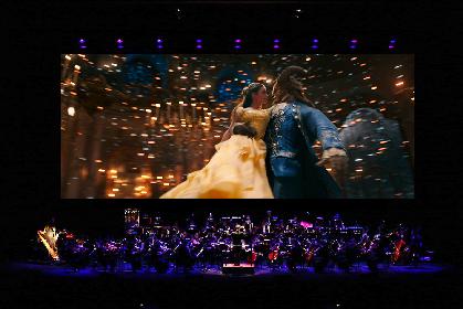実写版『美女と野獣』が生オーケストラと共演 世界初のプレミアム公演を見逃すな